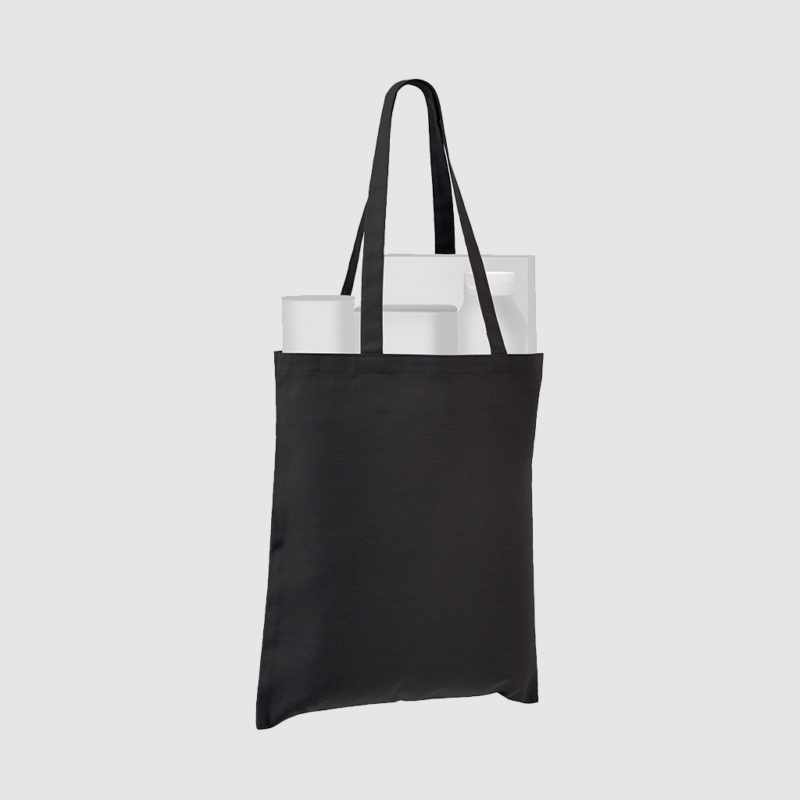 5oz Cotton Tote with Long Handles