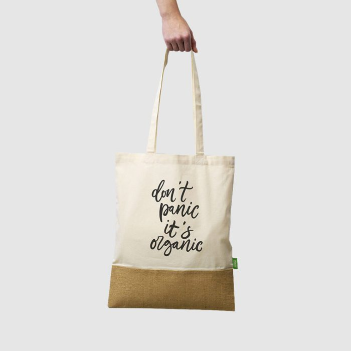 jute and cotton sustainable packaging