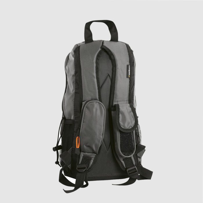 Custom active backpack with strong handles