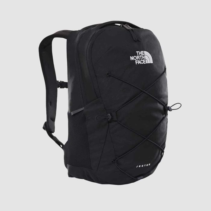 Custom The North Face Jester, fitting books and binders