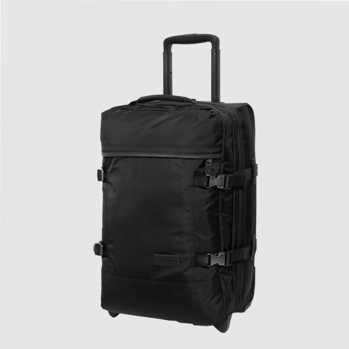 Custom Transverz by Eastpak, with recycled polyester and front pockets