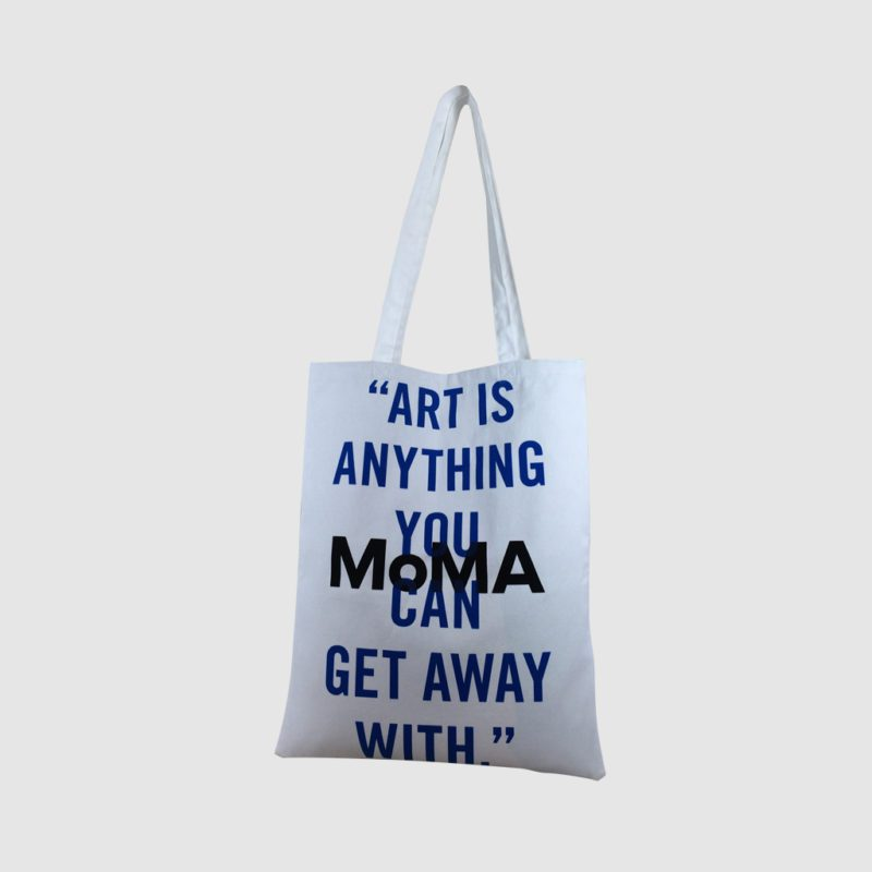 museum bag for gift shop
