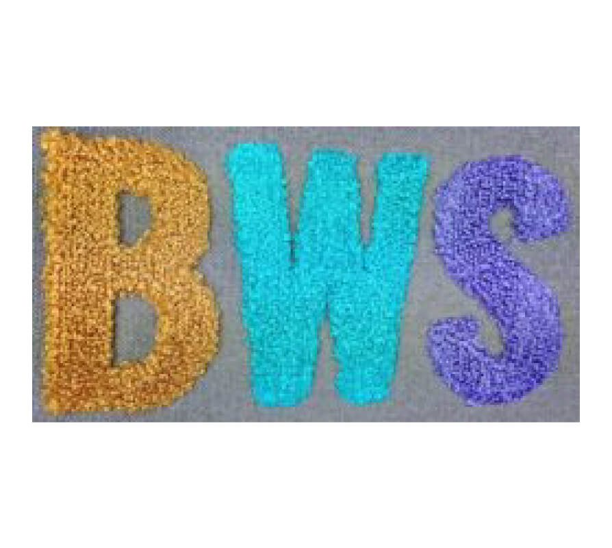 To Embroider or to Print? That is the Question…